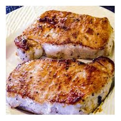 BONELESS PORK STEAKS...