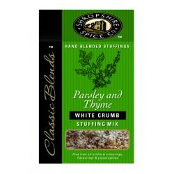 Parsley & Thyme white crumb...